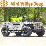 Bode Quanlity aseguró New Kids 110cc Mini WILLYS JEEP en venta