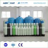 Serbatoio in fibra di vetro usato per l'addolcitore dell'acqua ed il filtro dal carbonio