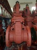 Válvula de porta do aço de carbono da flange de Wcb (Z41H-150LB-4INCH)