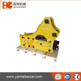 Soosan Sb50 Technik-Aufbau-Maschinerie-hydraulischer Unterbrecher mit 100mm Meißel-Durchmesser