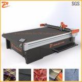 Selbst-Führende Leistungs-Faser-Kleid CNC-Messer-Ausschnitt-Maschine 2516