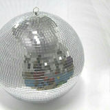 Ballroom Mirror Ball Light Mirror Reflection Glass Ball Stage Festival Hanging Ball with Motor