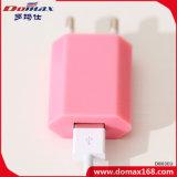 Carregador da parede do curso do USB do telefone móvel para o iPhone 6s