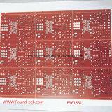 4 Layer PCB multicamada com óleo Vermelho Soldermask