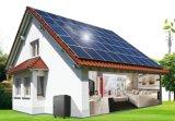 Sistema de energia solar renovável do K-Armazenamento 5kw, sistema de gerador Home solar da iluminação