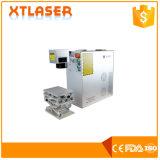 máquina de la marca del laser del color del acero inoxidable de 20W 30W 50W
