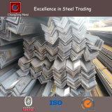 Свернутая штанга угла слабой стали стальная для конструкции (CZ-A10)