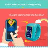 Kind-Verfolger-Uhr mit GPS+Lbs verdoppeln Position (Y3)