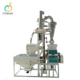 년 End Sales 동안 높은 Quality Small Capacity Flour Mill Plant