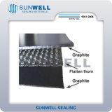 Sunwell Graphitblatt verstärkt mit Metallfolie