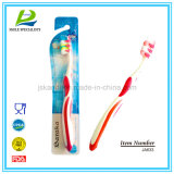 Escova de dentes Big Handle com Massager / Tongue Cleaner