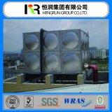 O tanque de água com 1-2000seccional m3
