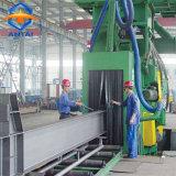 Qingdao Antai Q69 através do tipo máquina de Granalhagem mesa de rolos