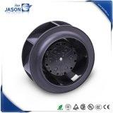 ventilator van de Ventilator van 133mm de Centrifugaal Achterwaartse Gebogen Plastic