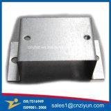 Kundenspezifische CNC-Präzision gestempelte Blech-Halteplatte