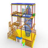 Campo de jogos Indoor de Wooden Toy