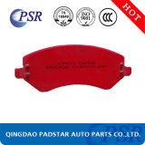 Le frein à disque semi-métallique de pièces d'auto de véhicule de qualité complète D856