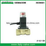GAS-Magnetventil der Förderung-gutes Funktions-Sicherheits-1/2 des Zoll-12V Messing
