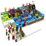 Activités d'intérieur d'enfants de cour de jeu commerciale d'enfants