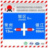 Super prismático de grado de intensidad alta de láminas de película reflectante para señal de Carretera Autopista (TM9200)