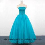 Новые поступления милая Ruched Prom платья свадебные платья