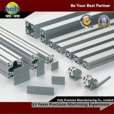 De Uitdrijving van het aluminium, het Profiel van het Aluminium voor de Bouw
