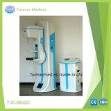 Recuperação de desastres inteligente elegante aprovado pela CE mamografias digitais de raios X