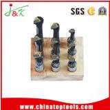 metrische Carbide Getipte Boorstaven de Van uitstekende kwaliteit van 12mm