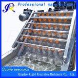 Acier inoxydable de rondelle de pression de fruit lavant au jet la machine