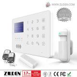 Het draadloze GSM van het Huis Systeem van het Alarm met Ios & Androïde APP Verrichting