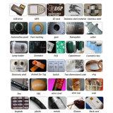 ファイバー光学レーザーの金属のマーキング機械、銅のマーキング、プラスチックレーザーのマーキング