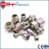 Adaptateur hydraulique d'embout de durites d'amorçage mâle d'acier inoxydable de BSPT