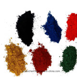 Het rode Poeder van het Pigment van het Oxyde van het Ijzer voor de Rode Tegel van de Baksteen