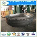 Protezioni di estremità cape ellittiche servite del tubo pressatura calda/fredda