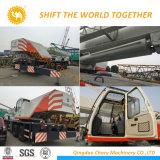 Grue célèbre de camion de Zoomlion 25t de marque de la Chine avec le bon prix