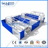 Factory Best Price Farrowing Crate Warm를 가진 행복한과 Comfortable
