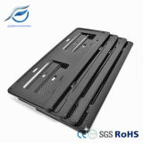 Custom из углеродного волокна Car металлическая пластина рамы