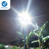 Lumière extérieure solaire sèche de détecteur de rue de jardin de 40W IP65 DEL