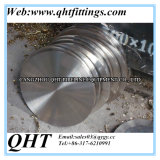 Flange forgiate del Saldatura-Collo 150lbs del acciaio al carbonio