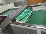 PCB 장 SMT 하나 색깔을%s 기계를 인쇄하는 반 자동 실크 스크린