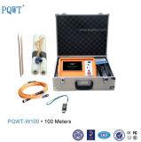 Fornitore del rivelatore brevettato 100m dell'acqua sotterranea Pqwt-W100