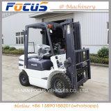 판매를 위한 고품질 2500kg 드는 수용량 디젤 엔진 포크리프트
