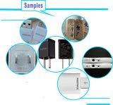UV машина маркировки лазера для раковин пластмассы/кабеля/телефона