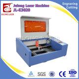 Marchio di legno della stampa della marcatura del timbro di gomma della macchina per incidere del laser della penna fatto a macchina in Cina