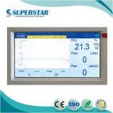 China Sullpier fiável com marcação CE de aparelhos de respiração CPAP Ventilator Nlf-200A