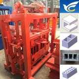 Aufbau rüsten den Betonstein Qt40-2 aus, der Maschine herstellt