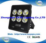 Yaye 18 luzes de inundação quentes do diodo emissor de luz da ESPIGA 300W do preço do competidor USD106.5/PC do Sell/luz ao ar livre do túnel do diodo emissor de luz com 3 anos de garantia
