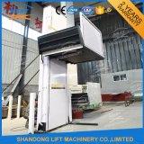 Vertical hidráulico automático de la plataforma del elevador de silla de ruedas con CE