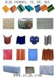 Mini mattonelle di tetto Zcjk120 e macchina di fabbricazione di pietra artificiale