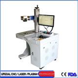 고능률 방위 섬유 Laser 표하기 기계 30W